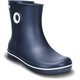 Crocs Jaunt Shorty Boots Women Navy